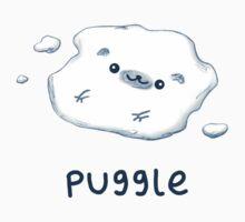 Puggle One Piece - Short Sleeve
