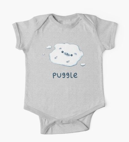 Puggle One Piece - Short Sleeve