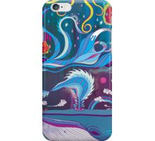 Every Time a Whale Blows Their Spout, a New Dream is Born. iPhone Case/Skin