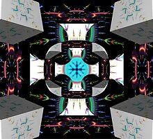 Bwraps7 DV #7: Fractal Geometry - Nice Cubes  (UF0756) by barrowda