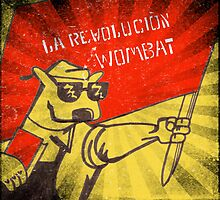 Wombat Revolution by Paul Webster