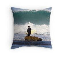 Winkipop Paddle Out Throw Pillow