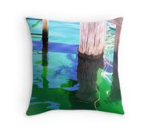 Apollo Bay Throw Pillow