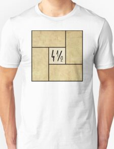 Four and a half Tatami T-Shirt