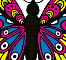 Fantastic Butterfly Sticker
