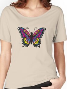 Fantastic Butterfly Women's Relaxed Fit T-Shirt