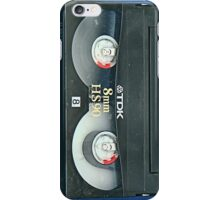 Video Tape iPhone Case/Skin