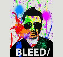 Blend & Bleed with the World Unisex T-Shirt