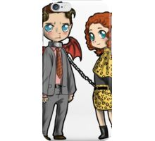 Hannibal - Reporter and dragon iPhone Case/Skin