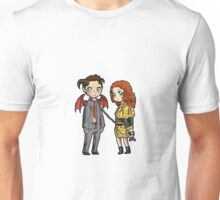 Hannibal - Reporter and dragon Unisex T-Shirt