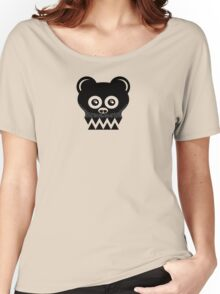 BEAR SKULL 4 Women's Relaxed Fit T-Shirt