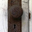 Doorknob © by Ethna Gillespie