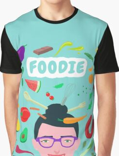 Foodie Graphic T-Shirt