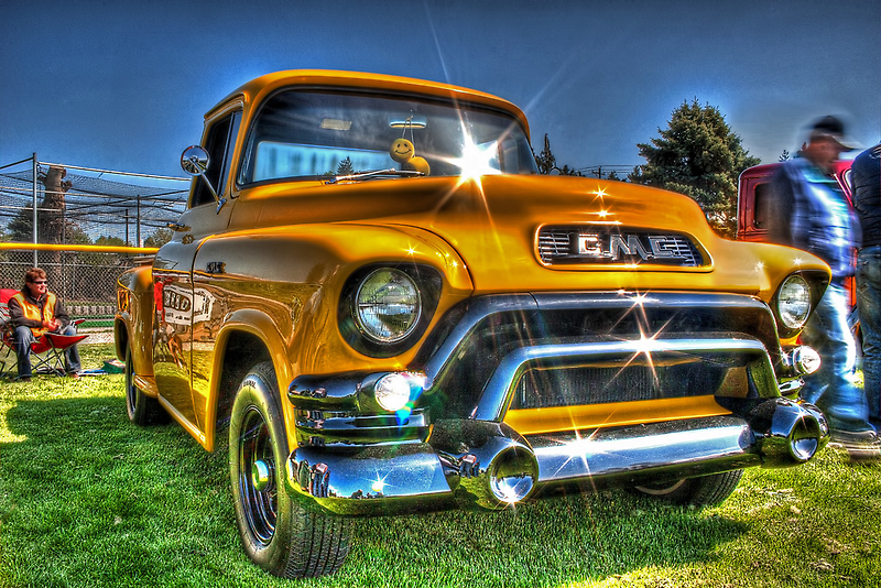 Yellow Jimmy by Steve Walser