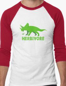 Herbivore Men's Baseball ¾ T-Shirt