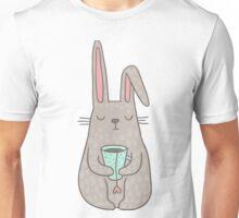Bunny Tea lover Unisex T-Shirt