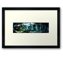 Metroid Metal: Tallon Overworld- Where it all begins Framed Print