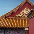 Chinese Architecture by phil decocco