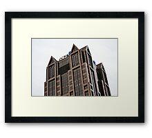 ANZ Gothic Framed Print