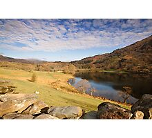 Rydal Water Cumbria Photographic Print