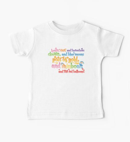 ★ Lucky Charms ❤  Baby Tee