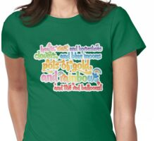 ★ Lucky Charms ❤  Womens Fitted T-Shirt