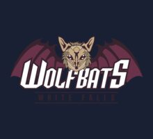 White Falls Wolfbats Kids Clothes