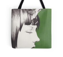 Dream Without Sound Tote Bag