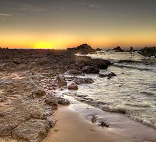 Sunrise - Point Samson Beach - WA by Frank Moroni