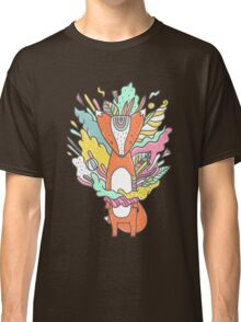 Abstract Fox Classic T-Shirt