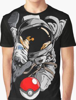 Gotta' Reach Em' All Graphic T-Shirt