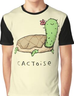 Cactoise Graphic T-Shirt