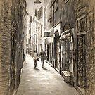 Halley of Genoa by oreundici
