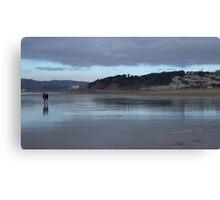 San Francisco: Mirror Beach Canvas Print