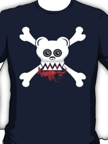 BEAR SKULL AND CROSSBONES T-Shirt