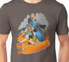 Ink Fortress 2 - Pyroller Unisex T-Shirt