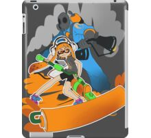Ink Fortress 2 - Pyroller iPad Case/Skin