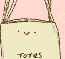 Totes Adorbs! Sticker