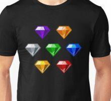 Chaos Emeralds Unisex T-Shirt