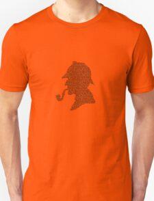 Sherlock Holmes - Profile Unisex T-Shirt