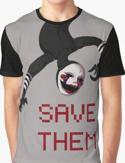 FNAF Puppet poster, t-shirt etc Graphic T-Shirt