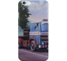 Lloyds of Ludlow Scania. iPhone Case/Skin