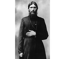 Rasputin The Mad Monk Photographic Print