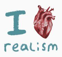 Realism Kids Tee