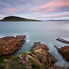 Towards Betsy Island, Tasmania by NickMonk