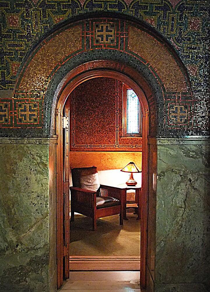 Sitting Room - Lakewood Memorial Chapel by kkmarais