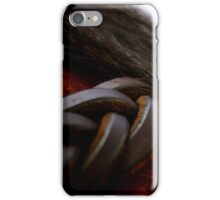 """Leather and hair"" for iphone iPhone Case/Skin"