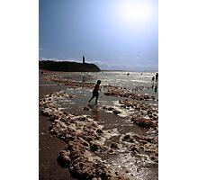 storm foam paddler Photographic Print