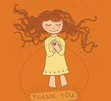 Thank you by MiraMira