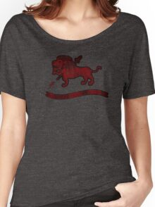 Crest (Filled) Women's Relaxed Fit T-Shirt